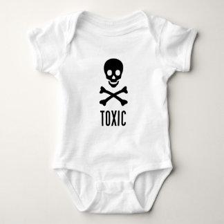 Bebé tóxico mameluco de bebé
