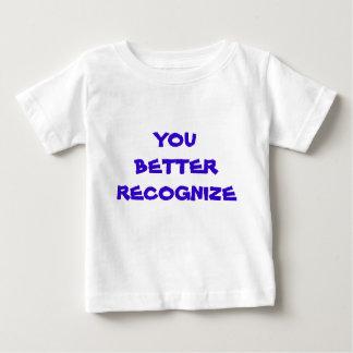 Bebé, USTED RECONOCE MEJOR T Shirts