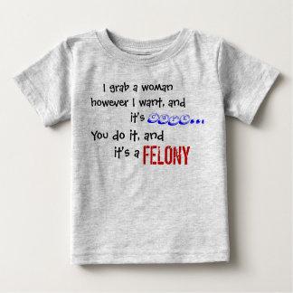 Bebé-Verdad brutal 2 Tee Shirts