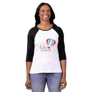 Bebe Voyage Logo Shirt