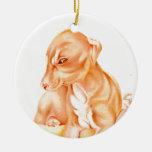 ¡Bebé Whippet - LINDO ESTUPENDO! Ornamentos De Reyes