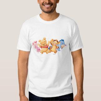 Bebé Winnie the Pooh y amigos Camisas