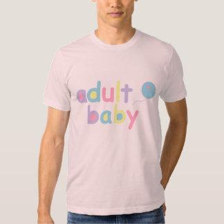 Bebé y globo adultos remeras