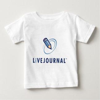 Bebé y niño (vertical del logotipo) remeras