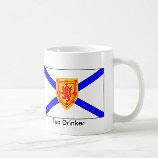 Bebedor del té de Nueva Escocia Taza De Café