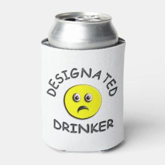 Bebedor señalado enfriador de latas
