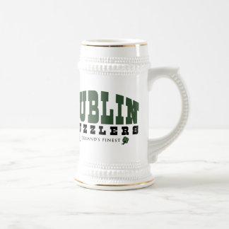 Bebedores de Dublín - Irlanda más fina - stein de  Tazas