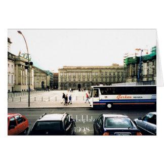 Bebelplatz Card