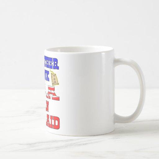 Bebería bastante té que %OolAid Taza
