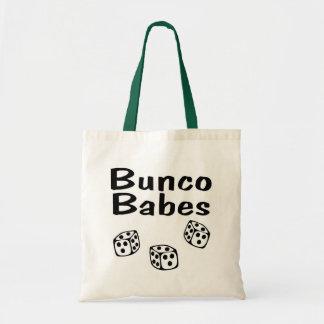 Bebés de Bunco Bolsas De Mano