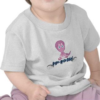 Bebés de Dino Camisetas