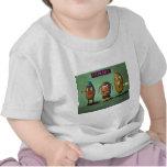 Bebés de Tater Camisetas