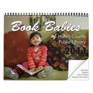 Bebés del libro calendarios