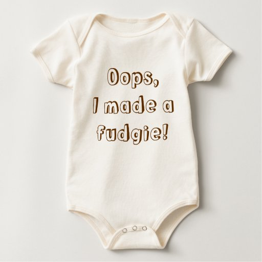 Bebés divertidos del bebé mamelucos