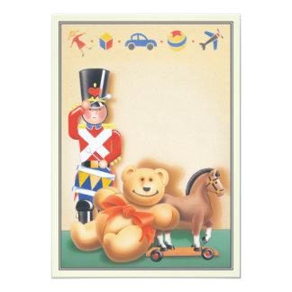 Bebés en el © de Toyland Invitación 12,7 X 17,8 Cm