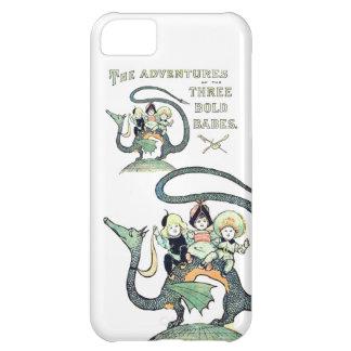 Bebés intrépidos del dragón 3 funda para iPhone 5C