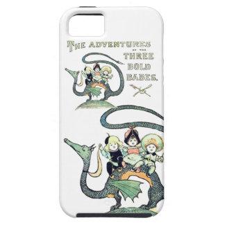 Bebés intrépidos del dragón 3 iPhone 5 fundas