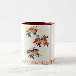 Bebe's Kids Two-Tone Coffee Mug
