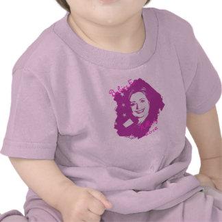 Bebés para Hillary 2016 Camisetas