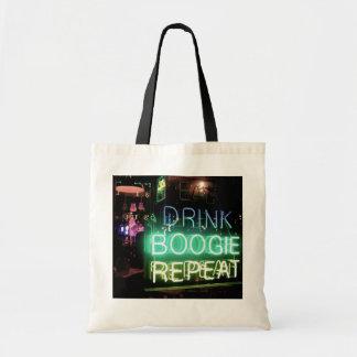 ¡Bebida boogie repetición Bolsa