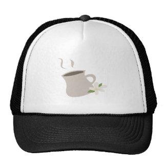 Bebida caliente gorras de camionero