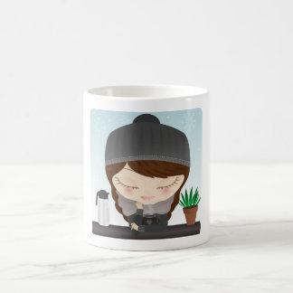 Bebida caliente taza clásica