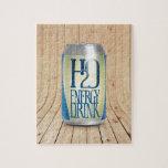 bebida de la energía de h2o puzzles