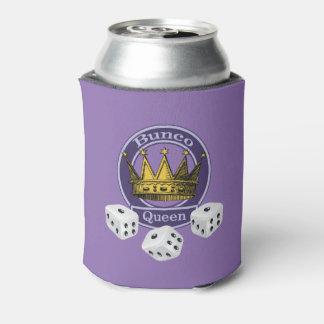 Bebida de la reina de Bunco acogedora Enfriador De Latas