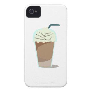 Bebida del café iPhone 4 Case-Mate fundas