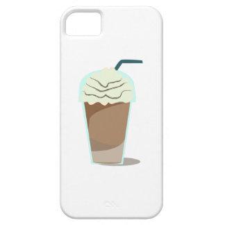 Bebida del café iPhone 5 coberturas
