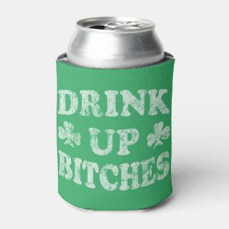 Bebida del día divertido del St Patricks 'encima Enfriador De Latas