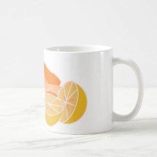 bebida del mamao e laranja fruta de fazer vitamina taza básica blanca