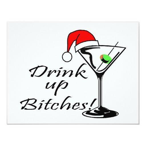 Bebida encima de las perras Martini Comunicados Personales