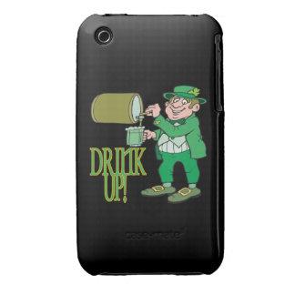 Bebida para arriba Case-Mate iPhone 3 carcasa