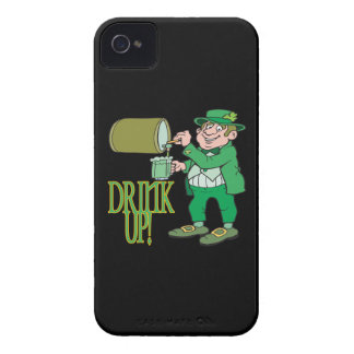 Bebida para arriba Case-Mate iPhone 4 protectores