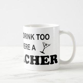 Bebida también - Geocacher Taza
