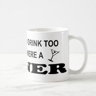 Bebida también tazas