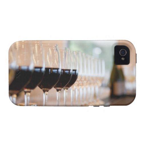 bebidas 2 de los cócteles de las bebidas iPhone 4 funda