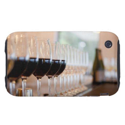 bebidas 2 de los cócteles de las bebidas tough iPhone 3 cárcasas