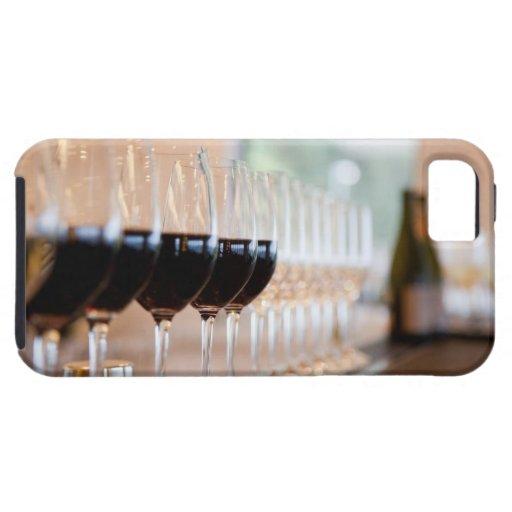 bebidas 2 de los cócteles de las bebidas iPhone 5 cárcasa