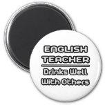 Bebidas del profesor de inglés… bien con otras iman