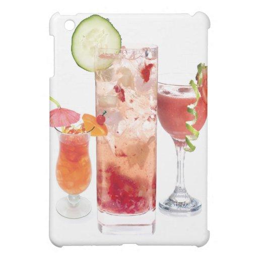 Bebidas del rojo