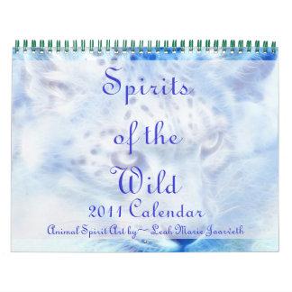 Bebidas espirituosas del calendario salvaje de 201