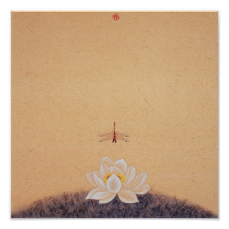Bebidas espirituosas en el cielo y la serie No.7 d Poster