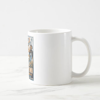 Bebidas espirituosas mágicas taza