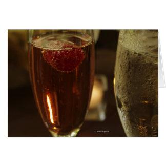 Bebidas Tarjeta Pequeña