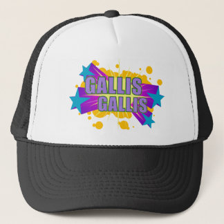 Bebii Neko: Man a Gallis Trucker Hat
