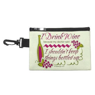 Bebo cita divertida del vino