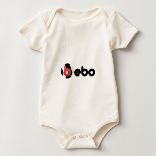 Bebo cool baby bodysuit
