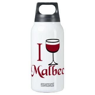 Bebo el vino del Malbec